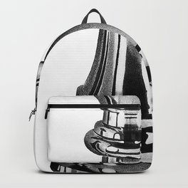 King Chess Backpack