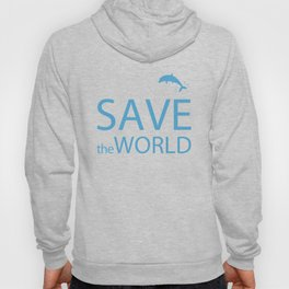 Save the world Hoody