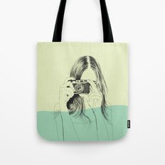 Woman Color 11 Tote Bag
