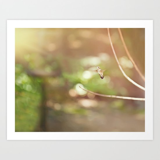 Tiny Dancer Art Print