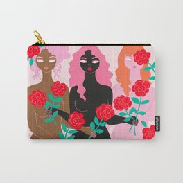 girl friends Carry-All Pouch