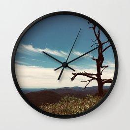 The Cool Dancer Tree Wall Clock