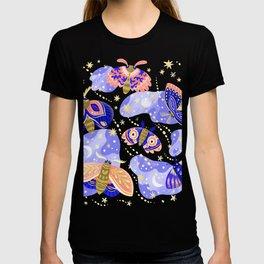 Moths Trans T-shirt
