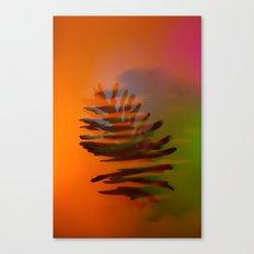 Tropical and Lush Canvas Print