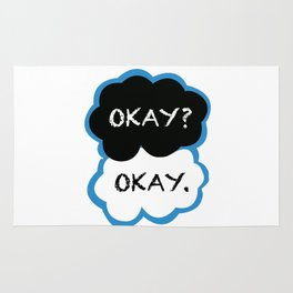 Okay? Okay. (The Fault in Our Stars) Rug