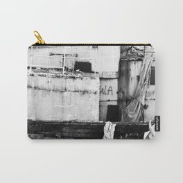 Destroyed - B/W Carry-All Pouch