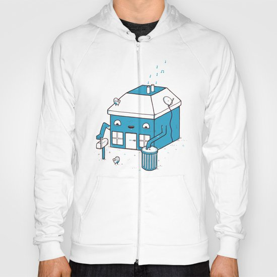 House music Hoody