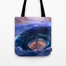 Mysteries of the Deep Tote Bag