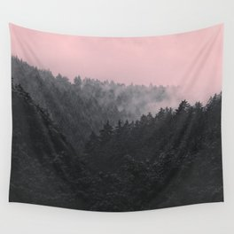 Slowly Sinking In Wall Tapestry