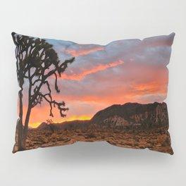 Joshua Tree Sunrise Pillow Sham