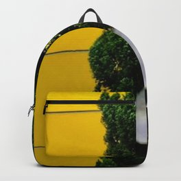 Talk of Iris and Pine Backpack
