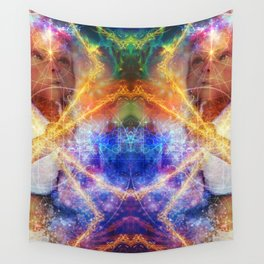Child Of the Cosmos Wall Tapestry