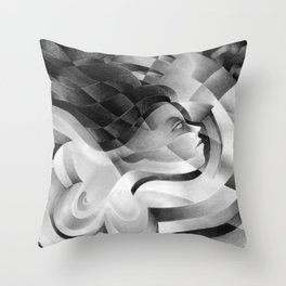 Amore Throw Pillow