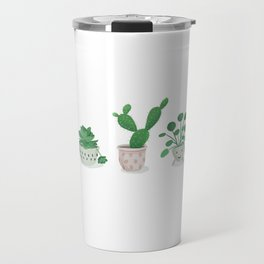 Little green fellows Travel Mug