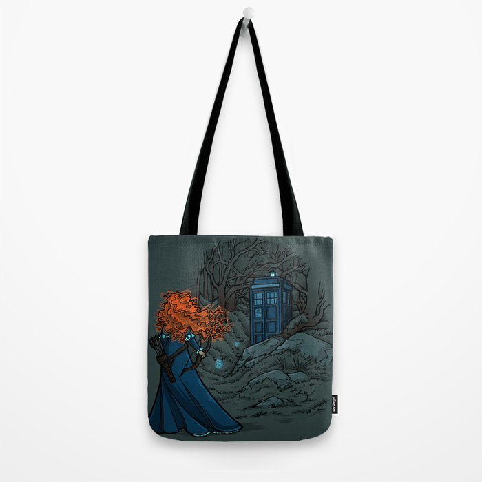 Follow Your fate Tote Bag