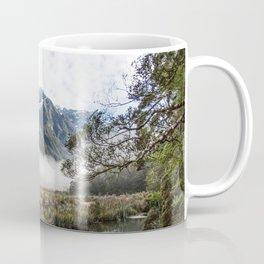 The Road to Milford Sound Coffee Mug