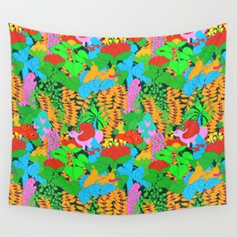 Jungle Groove Wall Tapestry