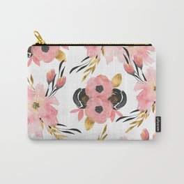 Night Meadow on White Carry-All Pouch