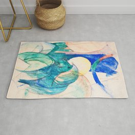 Mandrill - Digital Remastered Edition Rug