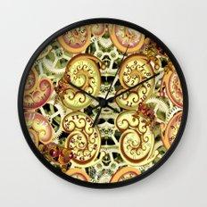 Freddie Croaker and the Clockworks Moonlight Sonata. Wall Clock