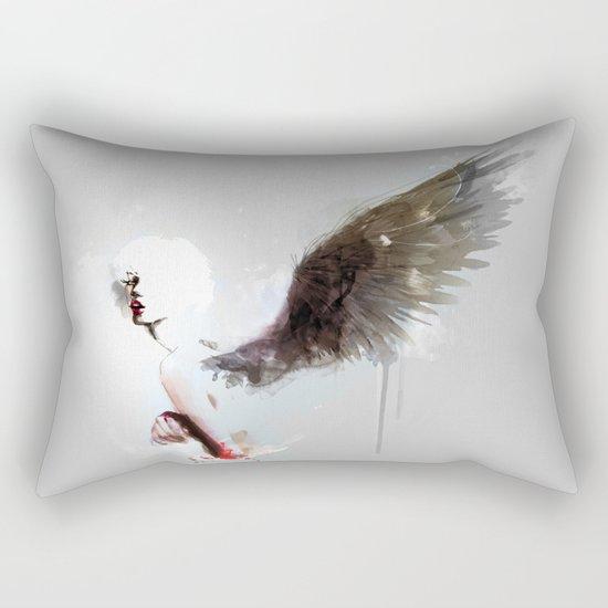 Pi C Rectangular Pillow