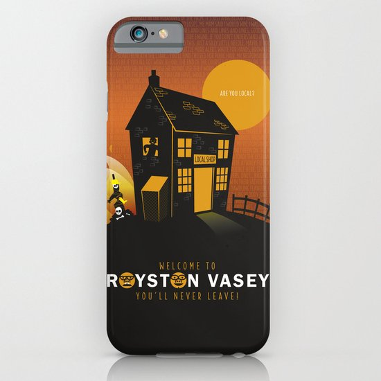 Are you local? iPhone & iPod Case