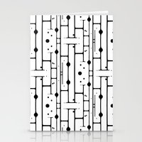 birch Stationery Cards featuring Birch by Cosmos Creative