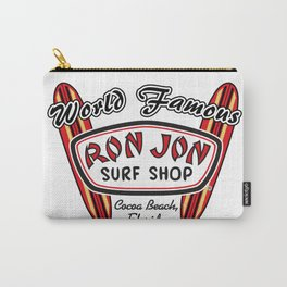 World Famous Ron Jon Surf Shop Cocca Beach Florida Carry-All Pouch
