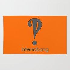 Interrobang, Serif Rug