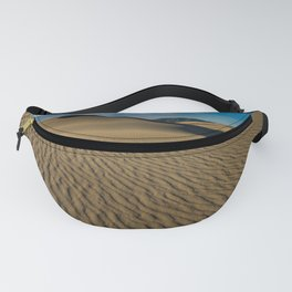 Killpecker Sand_Dunes I - Sweetwater_County, WY Fanny Pack