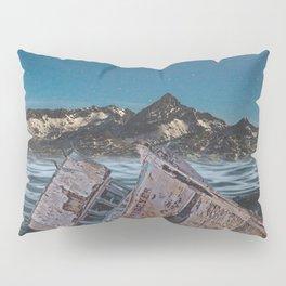 Sunken Ship Pillow Sham