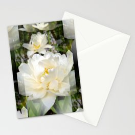 Reflections of spring Stationery Cards