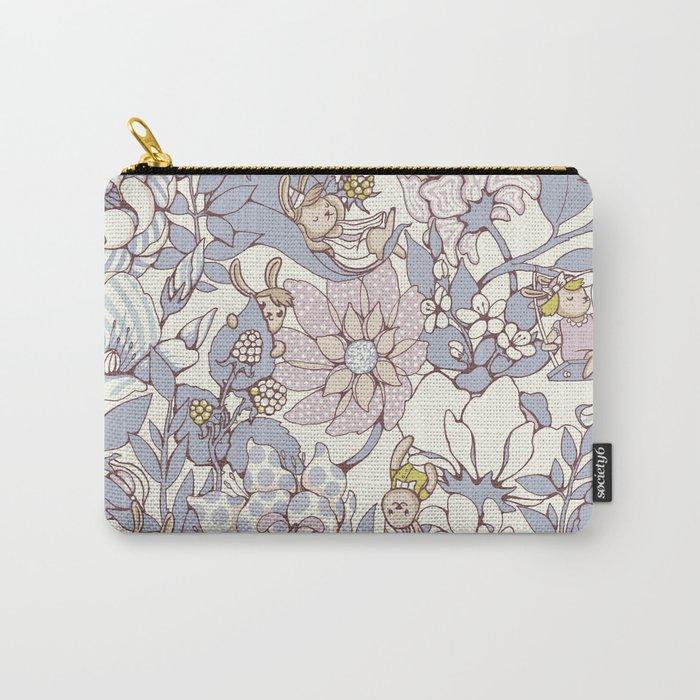 Garden party - jasmine tea version Carry-All Pouch