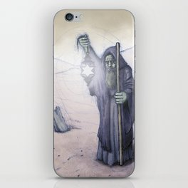 The Hermit iPhone Skin