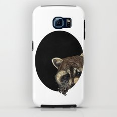 Socially Anxious Raccoon Tough Case Galaxy S6