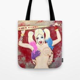 SASSY HARLEY Tote Bag