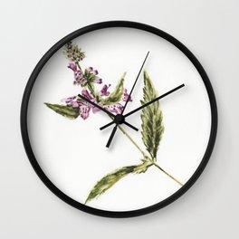 Lamium Wall Clock