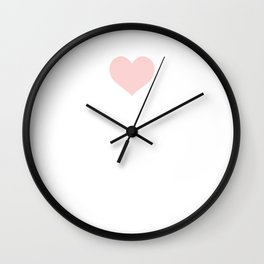 Mom Of Girls Mothers Day Perfect Gift For Moms Wall Clock
