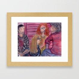 September 24th Framed Art Print