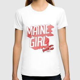 Maine Girl T-shirt