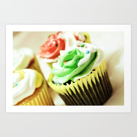 Birthday Treat Art Print