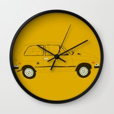 Nick & Norah's Infinite Playlist Wall Clock