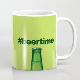 Beer Time Coffee Mug