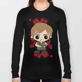 Zombie Killing Cuties Long Sleeve T-shirt
