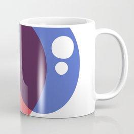 Interplanetary Abstract Coffee Mug