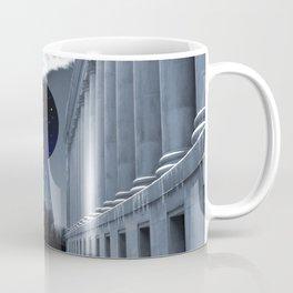 Keyhole to Infinity Coffee Mug