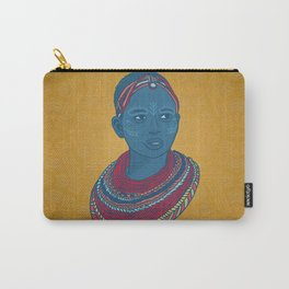 Masai Princess Carry-All Pouch