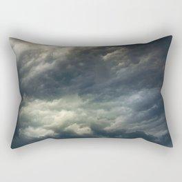 Cloudio di porno II Rectangular Pillow