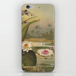 Water Plants iPhone Skin
