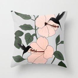 Vines of The Wild Throw Pillow